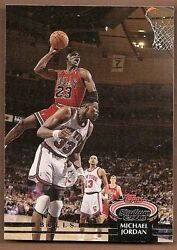 1992 Topps Michael Jordan #1 Basketball Card $7.99