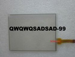New 5.7 Touch Screen Glass Agp3301-t1-24d Free Shippingfree Shipping