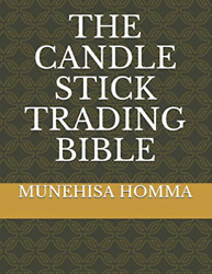 Homma Munehisa Candle Stick Trading Bible BOOK NEW
