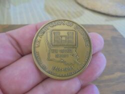 Us Army Corps Of Engineers New Orleans District Challenge Coin