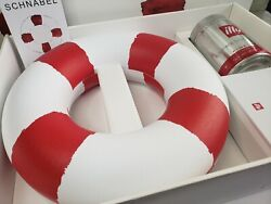 Illy Art Collection Limited Edition Julian Schnabel Espresso 5 Cups Set New