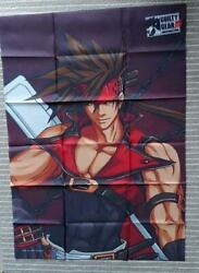 Guilty Gear Guilty Gear 20th Large Cloth Poster Imajin