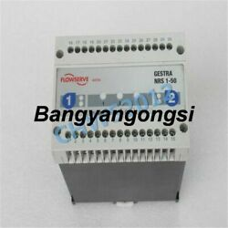 1 Pcs New Flowserve Gestra Low Water Level Controller Nrs 1-50