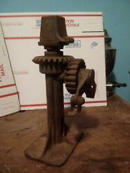 Antique Model T, A Ford Tractor Jack No.18