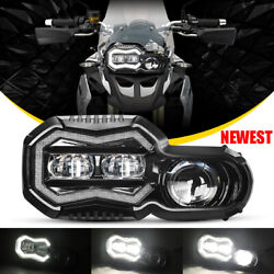 Dot Approval Led Headlight Front Headlamp For Motor F800gs F700gs F650gs And F800r