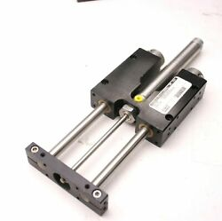 Tolomatic Hbss15352 Air Slide Guided Cylinder Stroke 3 Ports 10-32