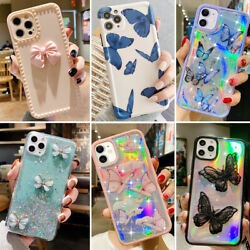 Shockproof Cover Cute Girly Phone Case for iPhone 12 11 Pro Max XR XS Max 7 8 $7.91