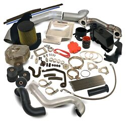 Bd Diesel 1046604 Add-a-turbo Install Kit For Select 11-16 Chevrolet Gmc Models
