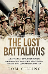 Gilling Tom-lost Battalions Book New
