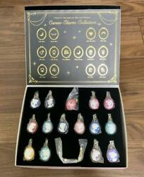 Sailor Moon Cameo Charm Collection 14 Type Complete Set In A Special Box