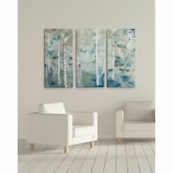 Zen Forest Ii-a Premium Multi Piece Art Available In 3 Sizes Oversized