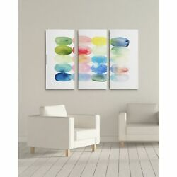 Color Melt I-a Premium Multi Piece Art Available In 3 Sizes Oversized