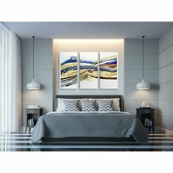 Soundwaves Ii-a Premium Multi Piece Art Available In 3 Sizes Oversized