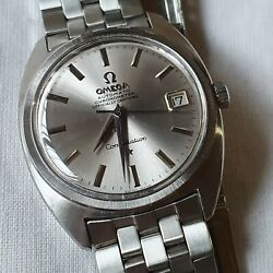 Vintage Omega Constellation Chronometer Cal.564 Men's Watch 1968 What A Beauty