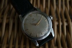 Omega Pre Seamaster Automatic Ref. Ck 2767-11 Sc In Steel From 1954