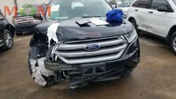 Driver Front Door Tempered Black Textured Lower Moulding Fits 15-18 Edge 1533116