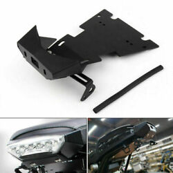 License Plate Tail Light Bracket Turning Signal Mount For Bmw R Nine T 14-16 Ca