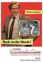 Wandavision 2020 Tv Series Poster Paul Bettany Best Gift - No Frame