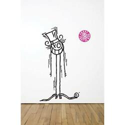 Ultra-rare Colette Mr.a Vynil Wall Stickers