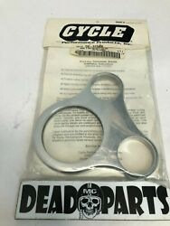 Harley Cycle Performance Products Ds-373406 T-bar Gauge Mounting Bracket 1 1/2