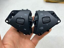 Tesla Model S X 2012-2020 Steering Wheel Control Switches Button 1013242-99-i