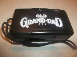 Nos Old Grand-dad Whiskey 35mm Camera