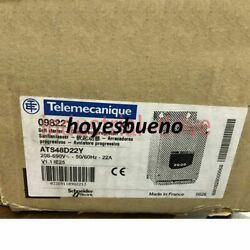 Brand New Soft Starter Ats48d22y 22a 11kw 208