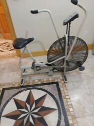 Vintage Schwinn Airdyne Ad4 Dual Action Exercise Bike- Pickup Only/no Shipping