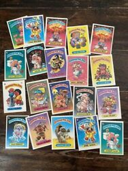 Garbage Pail Kids Full Collection Read Description For Info