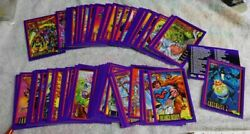 Vintage - 1993 - Classic - Deathwatch 2000 - 100 Card Set - Nice And Minty