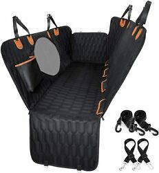 Durable Nonslip Trucks Suv Car Dog Seat Cover Large Waterproof Scratchproof Mat