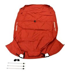Sun Tracker Boat Mooring Cover 305699 | Bass Buggy Signature 16 Red