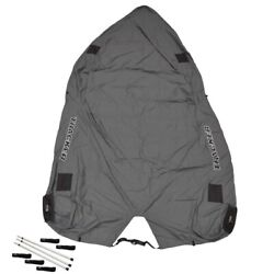 Tracker Boat Cover 1163197   Pro Guide V-175 Combo Charcoal Dowco