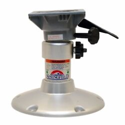Springfield Boat Adjustable Seat Pedestal 1252320-l   14 To 19 Inch