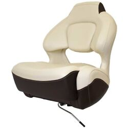 Chaparral Boat Helm Seat 31.00962 | 267 / 247 Ssx Bolster Cream Brown
