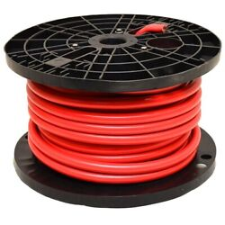 Smart Boat Marine Grade Battery Cable   3/0 Awg Red 100 Ft Tinned