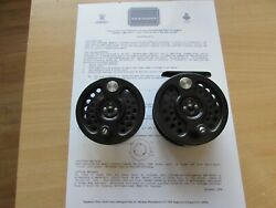A1 Unused Hardy Alnwick Sovereign 2000 No. 6 Fly Fishing Reel + Spool