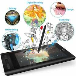 Xp-pen Artist 12 11.6'' Graphics Tablet Drawing Graphic Monitor Animation