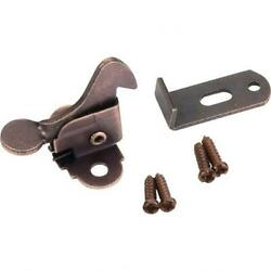 Cabinet Elbow Catch For Cupboard Antique Style Latch Furniture Lock Door Drawer
