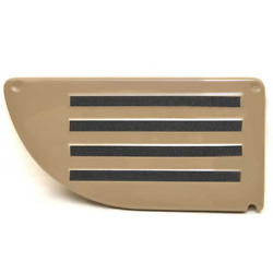 Premier Boat Footrest Panel Mep0580 | 24 X 12 Inch Taupe