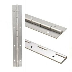 Sea Ray Boat Piano Hinge   20 1/8 X 3 Inch Stainless Steel