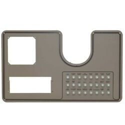 Crownline Boat Breaker Switch Panel 59272   288 Br Twin Helm Taupe