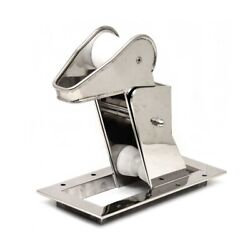 Tiara Yachts Boat Windlass Plate 5340046 | 3 Inch Roller Stainless