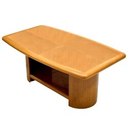 Marquis Boat Table 90011-000 | 42 5/8 X 21 1/4 Inch Nutmeg Wood