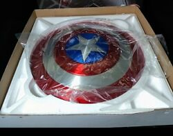 Avengers 11 Captain America Abs Shield Steve Rogers Cosplay Movie Props Toys