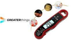 Meat Thermometer Instant Read Digital Kitchen Grill Cooking Bbq Baking Food