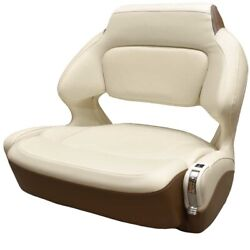 Chaparral Boat Helm Seat 31.00577 | 307 Ssx Wide Bolster Sand Caramel