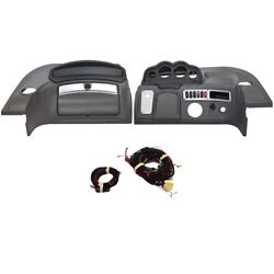 Lund Boat Dash Panel Console 2250445 | 1875 Crossover Gray Set Of 2