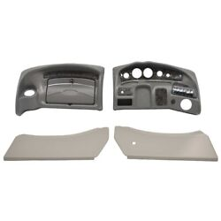 Lund Boat Console Dash Panel 2250482   2075 Tyee Gray Taupe Kit