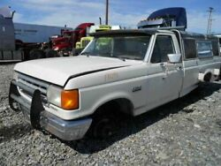 Ring Gear/pinion Rear Axle 12 Bolt Cover Fits 85-92 Ford F250 Pickup 3749283
